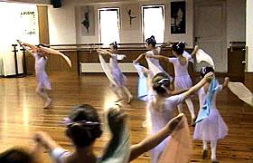 Μαθήματα Κλασικού Χορού
